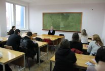 Cooperation graduates Judicial Institute with students