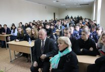 All-Ukrainian week of law has started in the Law Institute