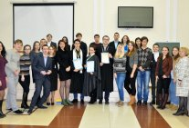 Congratulations to the winners of the competition «Judicial debate in the Commercial process»