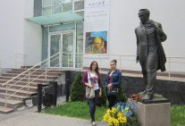 Excursion to the National Museum of Taras Shevchenko