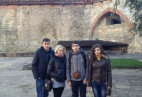 Excursion to the ancient City of Lev