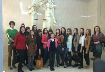 Excursion to the Supreme Administrative Court of Ukraine