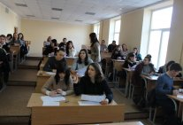 Was held I round of Ukrainian student Olympiad in jurisprudence