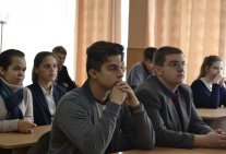 Cooperation with the Department of Education, Youth and Sport of Svyatoshyn RGA of Kyiv