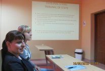 Student internships of Judicial Institute in Poland