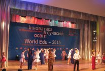 «Innovation in modern education» and «Edu World – 2015»