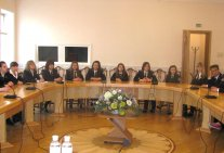Excursion to the Office of the Commissioner of the Verkhovna Rada of Ukraine on Human Rights