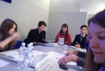 Cooperation of future lawyers of Kyiv higher education institutions