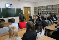 Сareer guidance of youth is the step to the right choice of the future profession.