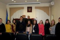 Law students visited the court sessions of the District Administrative Court of Kiev