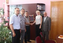 The international scientific cooperation of the Law Institute and the Baku State University