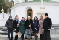 Kiev Pechersk Lavra Spiritual power