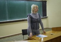 A lecture for the students of the Legal institute